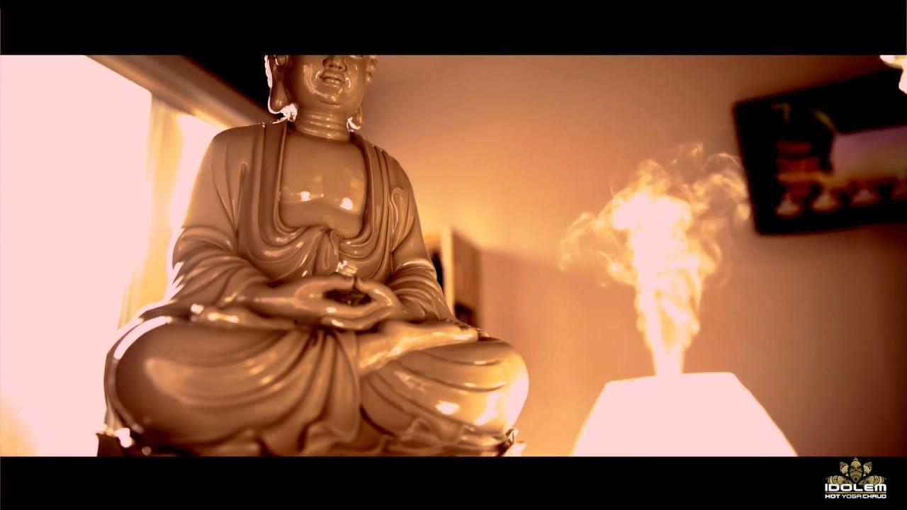 Folie Urbaine Yoga chaud Couverture