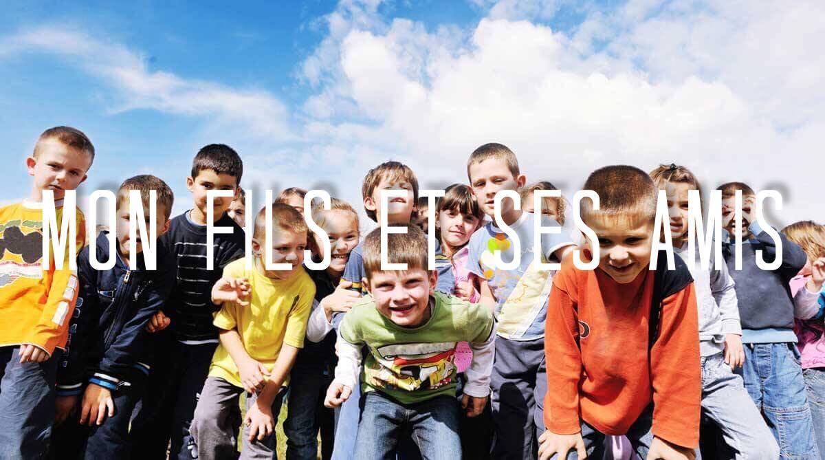Folie Urbaine Mon fils et ses amis