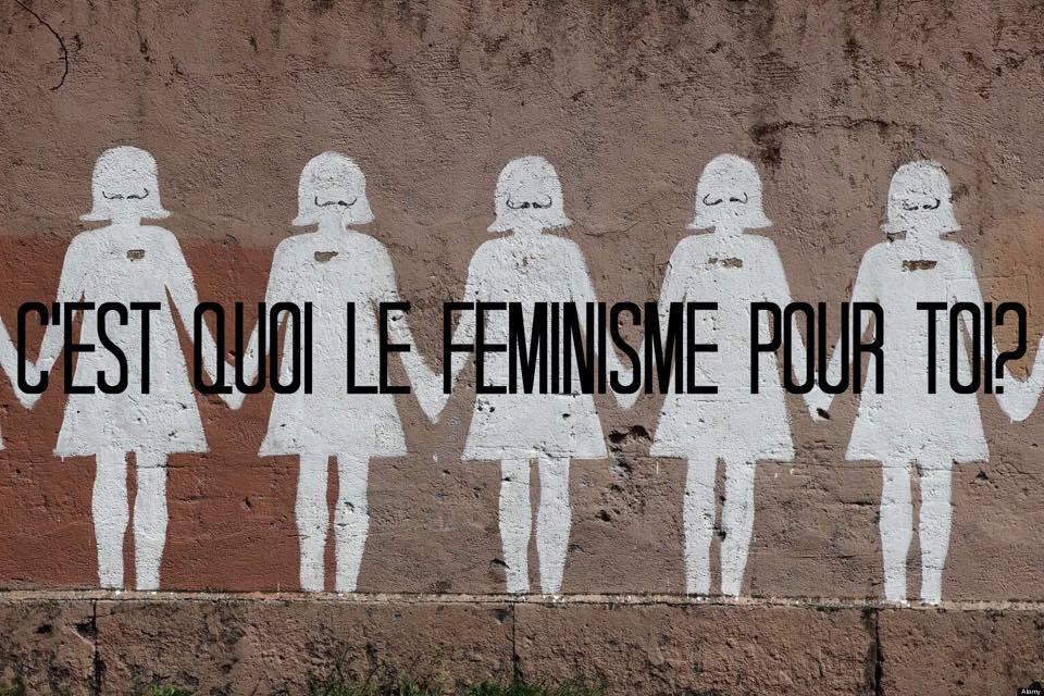 Folie Urbaine Féminisme couverture