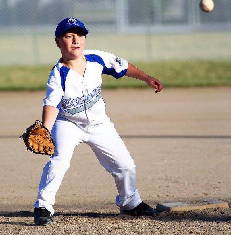 Folie Urbaine Baseball mom
