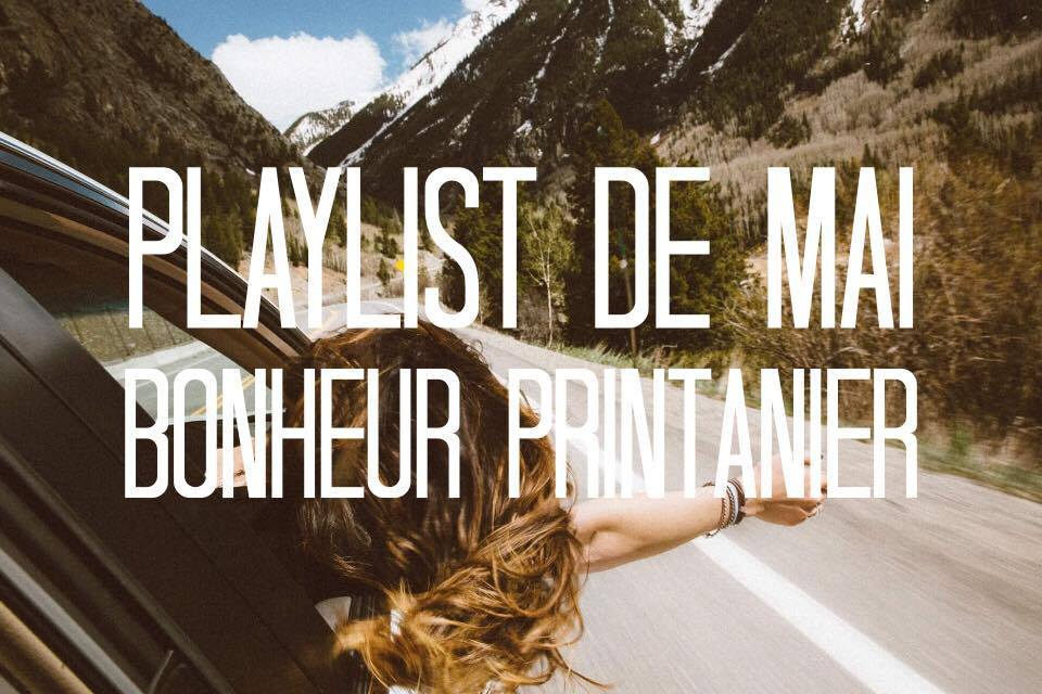 Folie Urbaine playlist mai