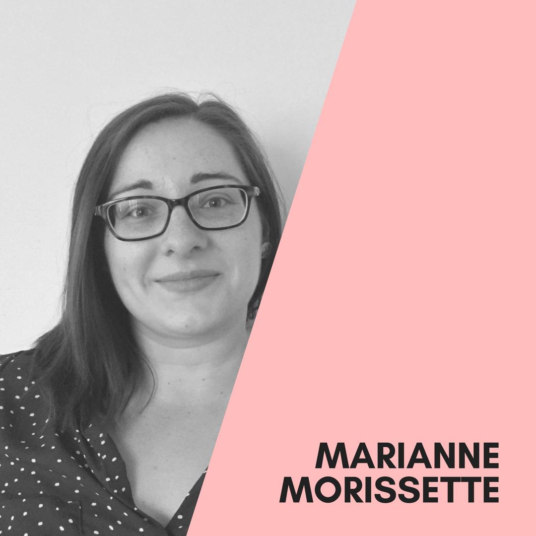 Folie Marianne logo auteur