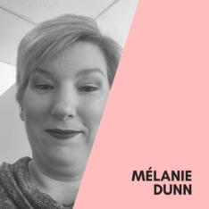Folie Melanie logo auteur