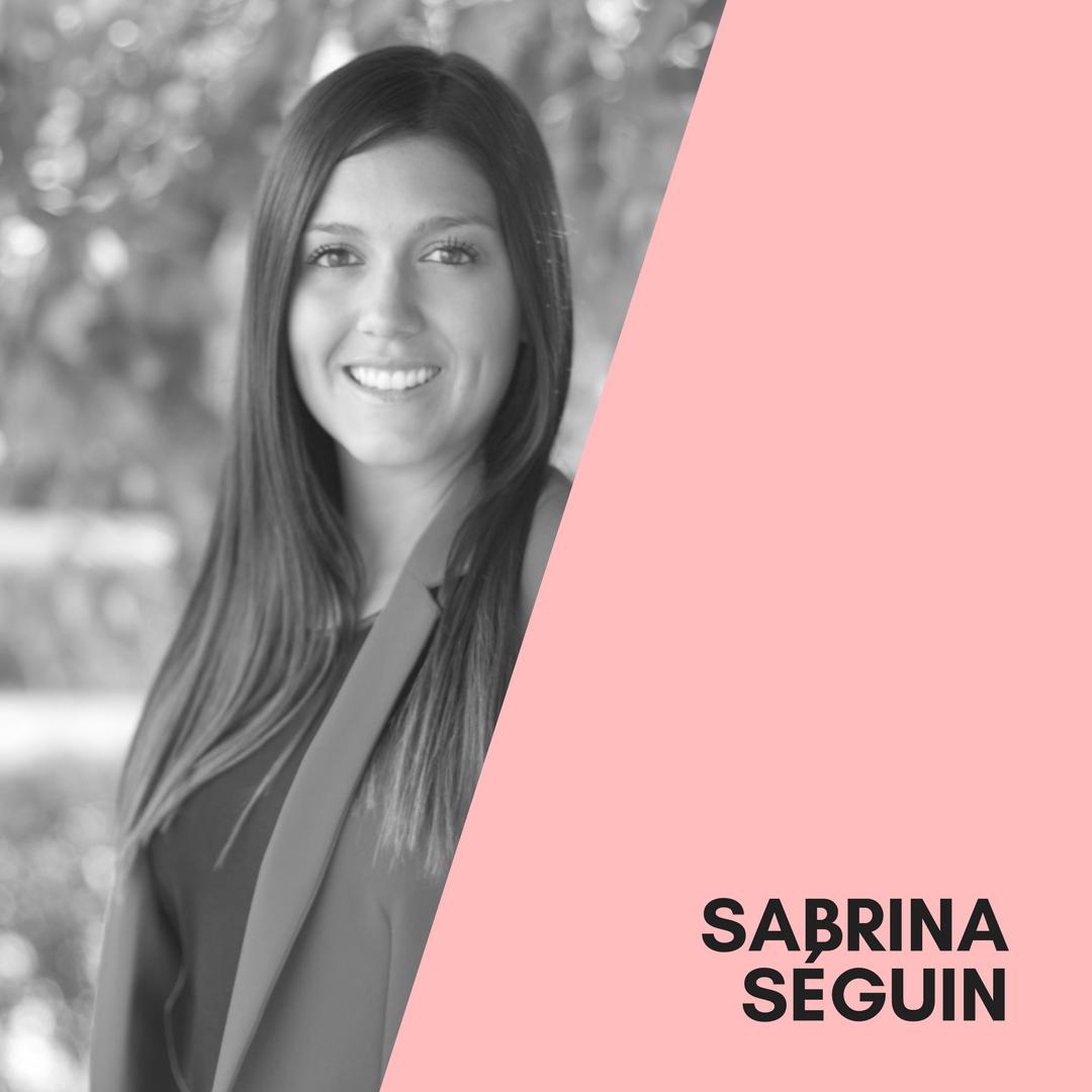 Folie Sabrina logo auteur