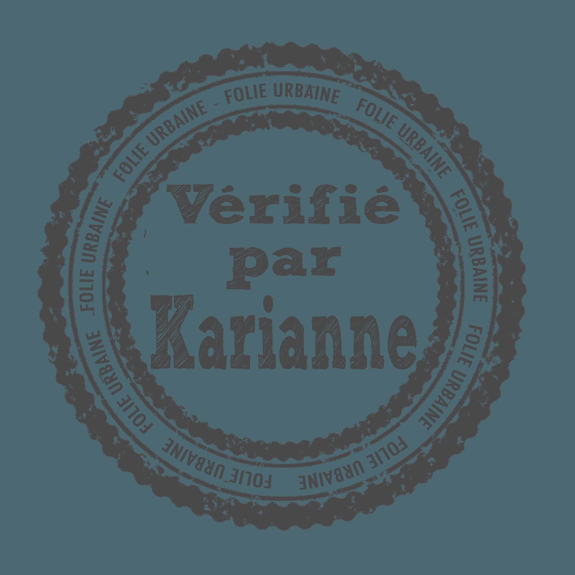 Folie Urbaine reviseur Karianne