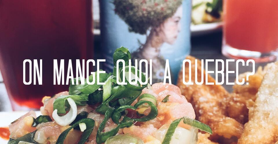 restaurants food nourriture quebec repas foodie moment vacances fun
