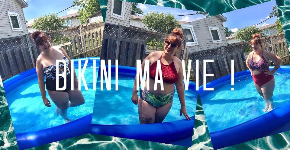 karine folie urbaine bikini