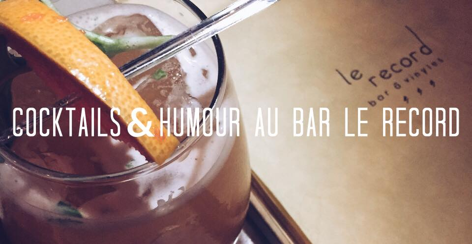humour bar cocktail
