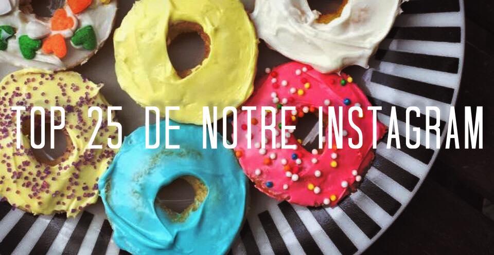 instagram photo beignes donuts
