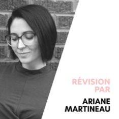 ariane reviseure