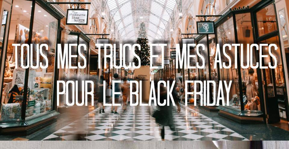 Folie Black Friday