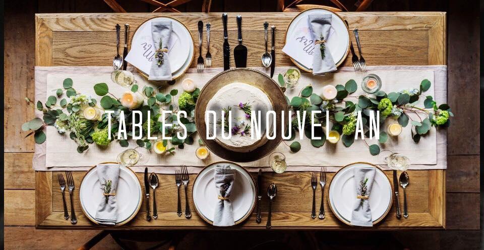 tables newyear