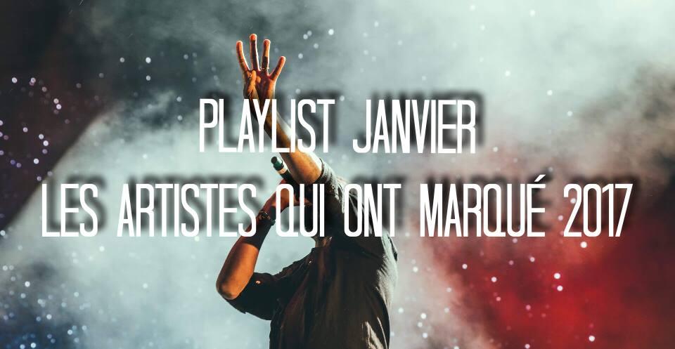 janvier playlist