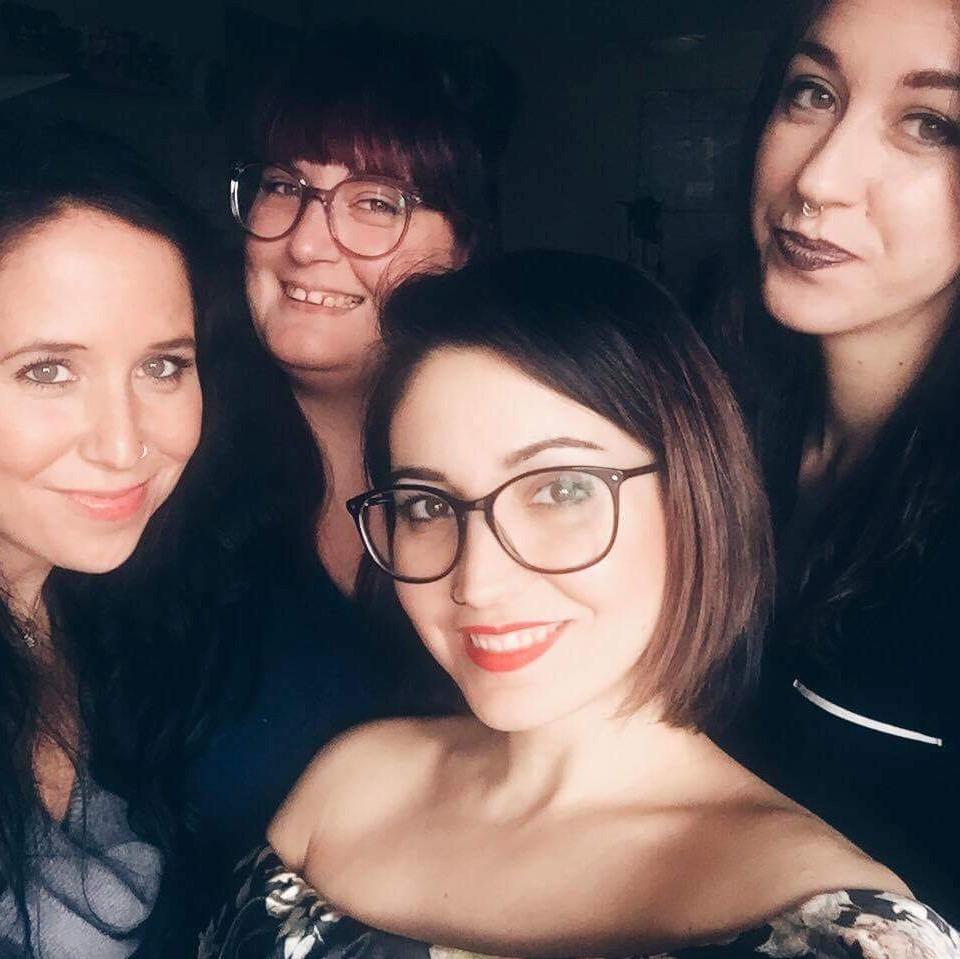 equipe folie urbaine filles femmes girlpower