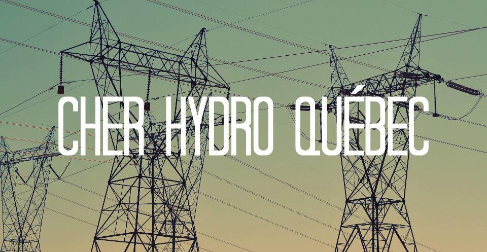 Cher Hydro jen