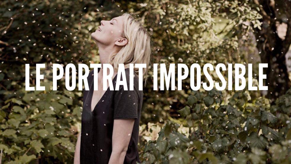 Claudie parle de portrait impossible