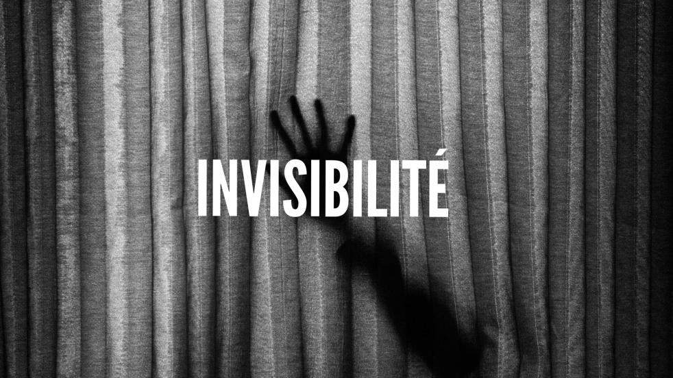 Karolann texte invisibilite