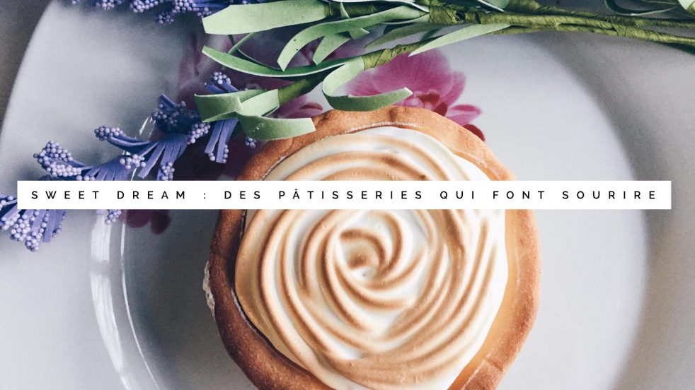 pâtisseries sweetdream
