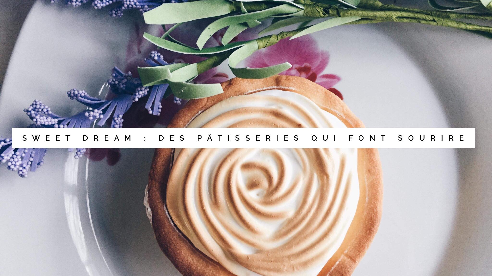 pâtisseries sweetdream