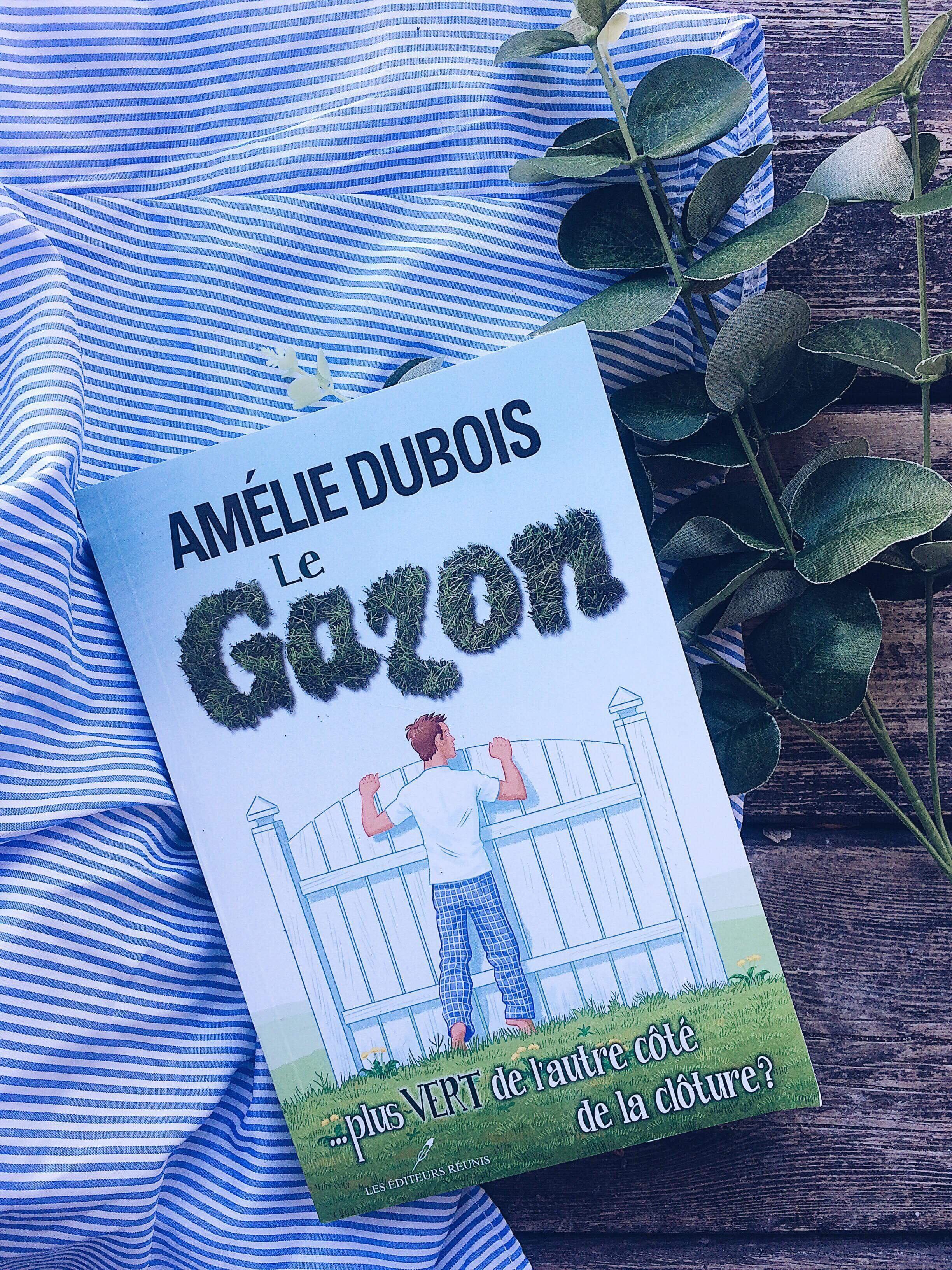 Jen parle du livre de Amelie Dubois