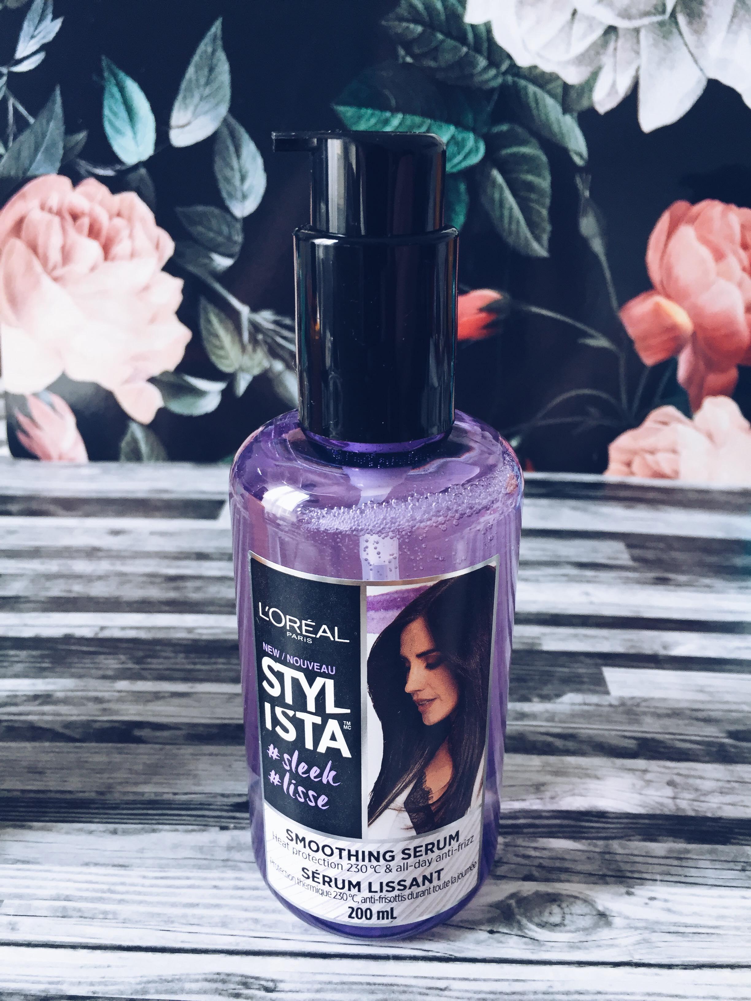Présentation de la gamme Stylista par L'Oréal en collaboration avec Jean Coutu.