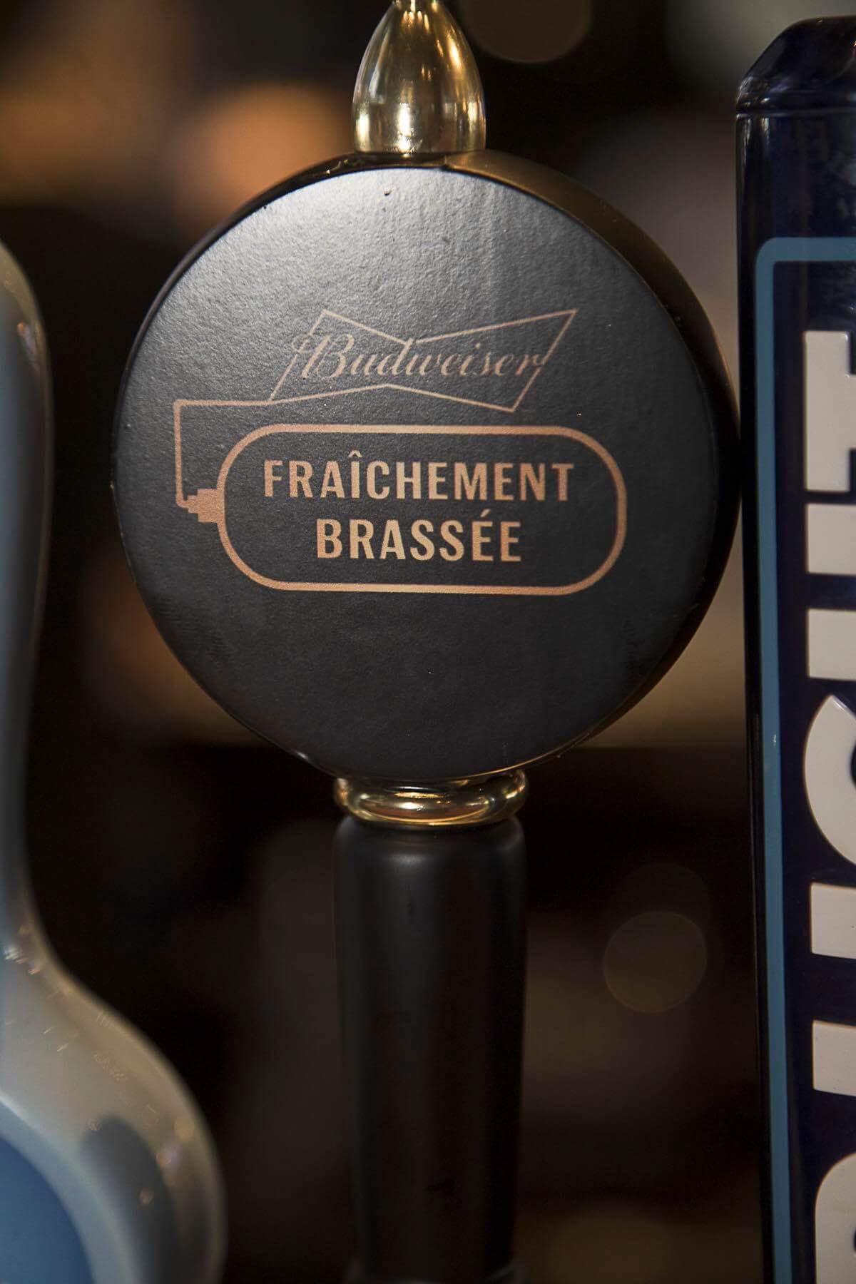 On parle de la nouvelle bière de Budweiser
