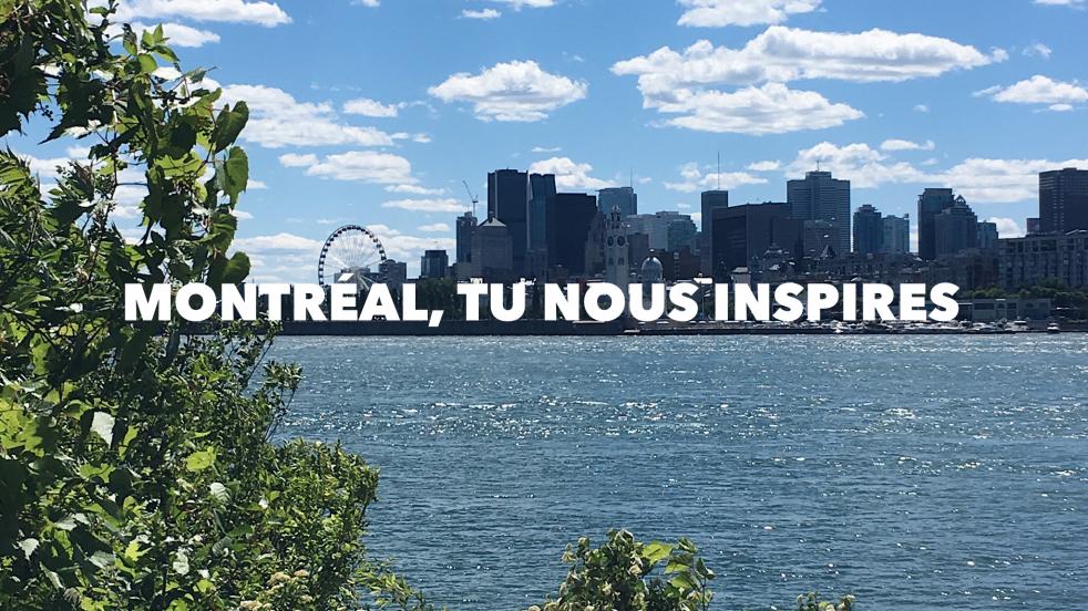 On parle de notre escapade à Montréal