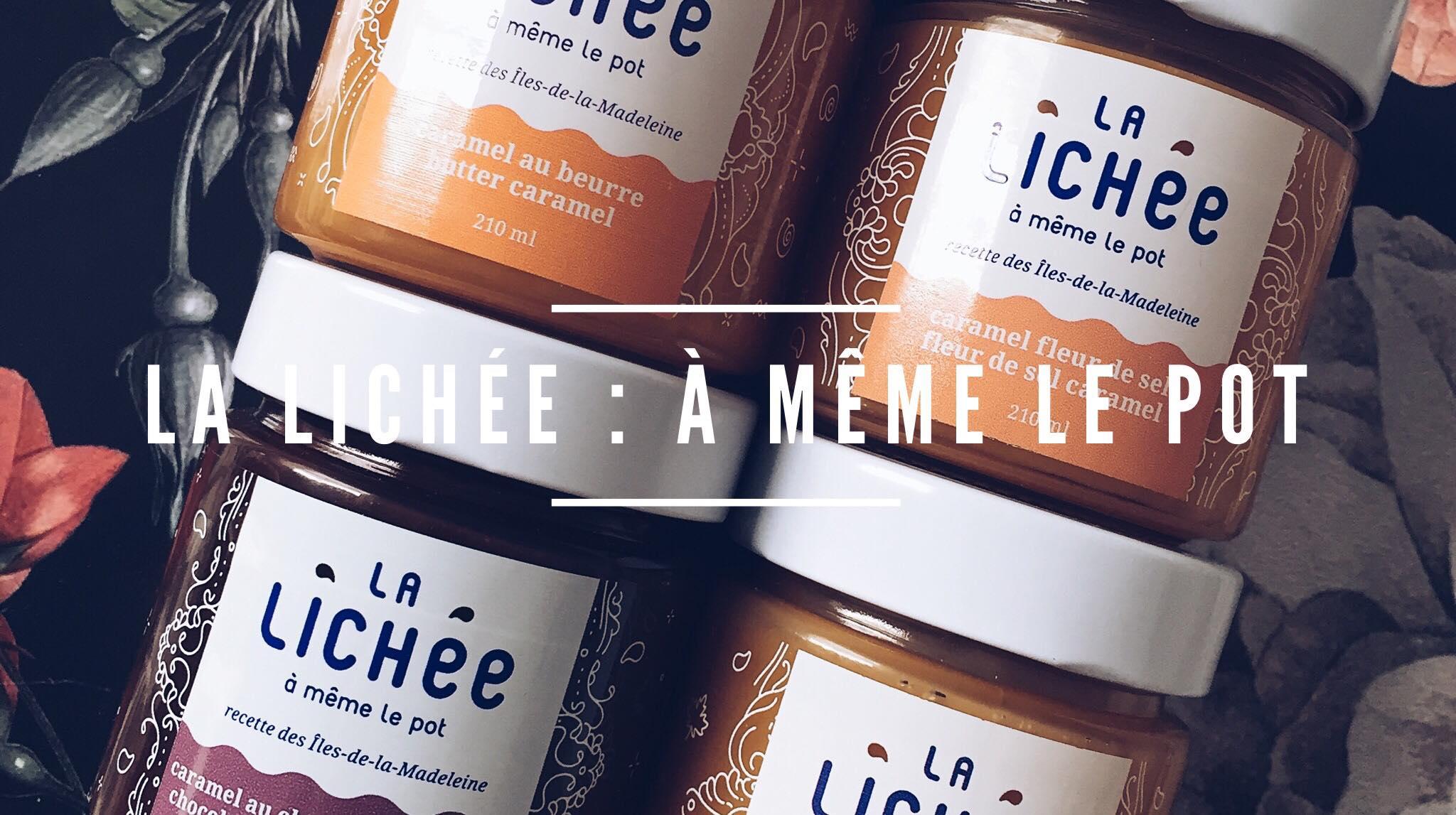 On a goûté aux pots de La Lichée, caramels faits à Montréal,