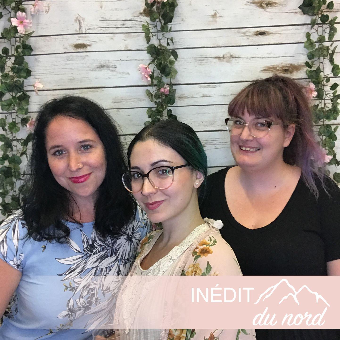 Jen parle de la boutique en ligne Inédit du Nord