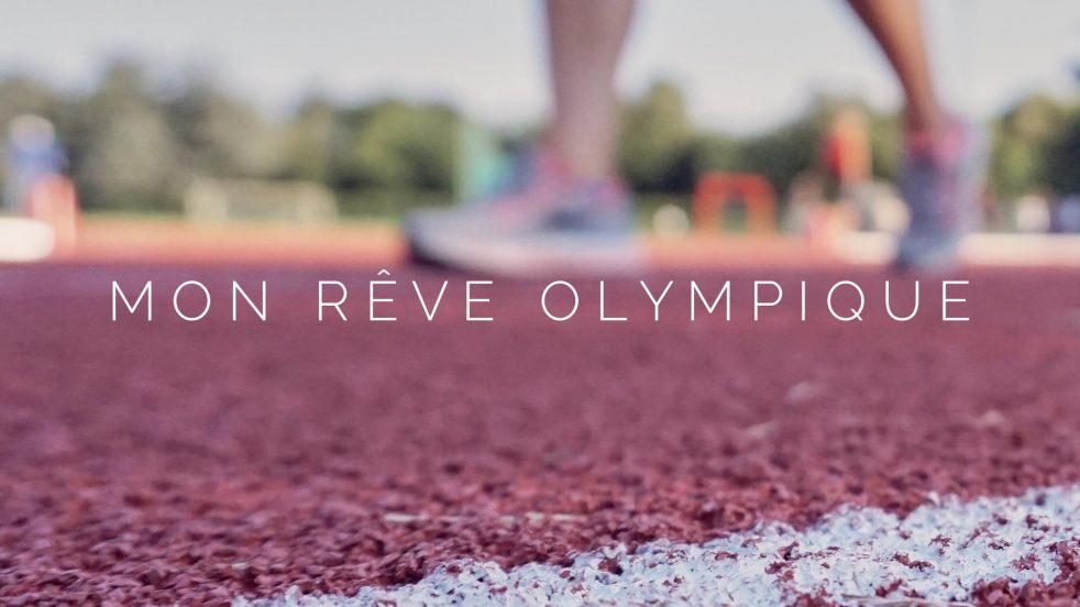 Charline parle de son rêve olympique
