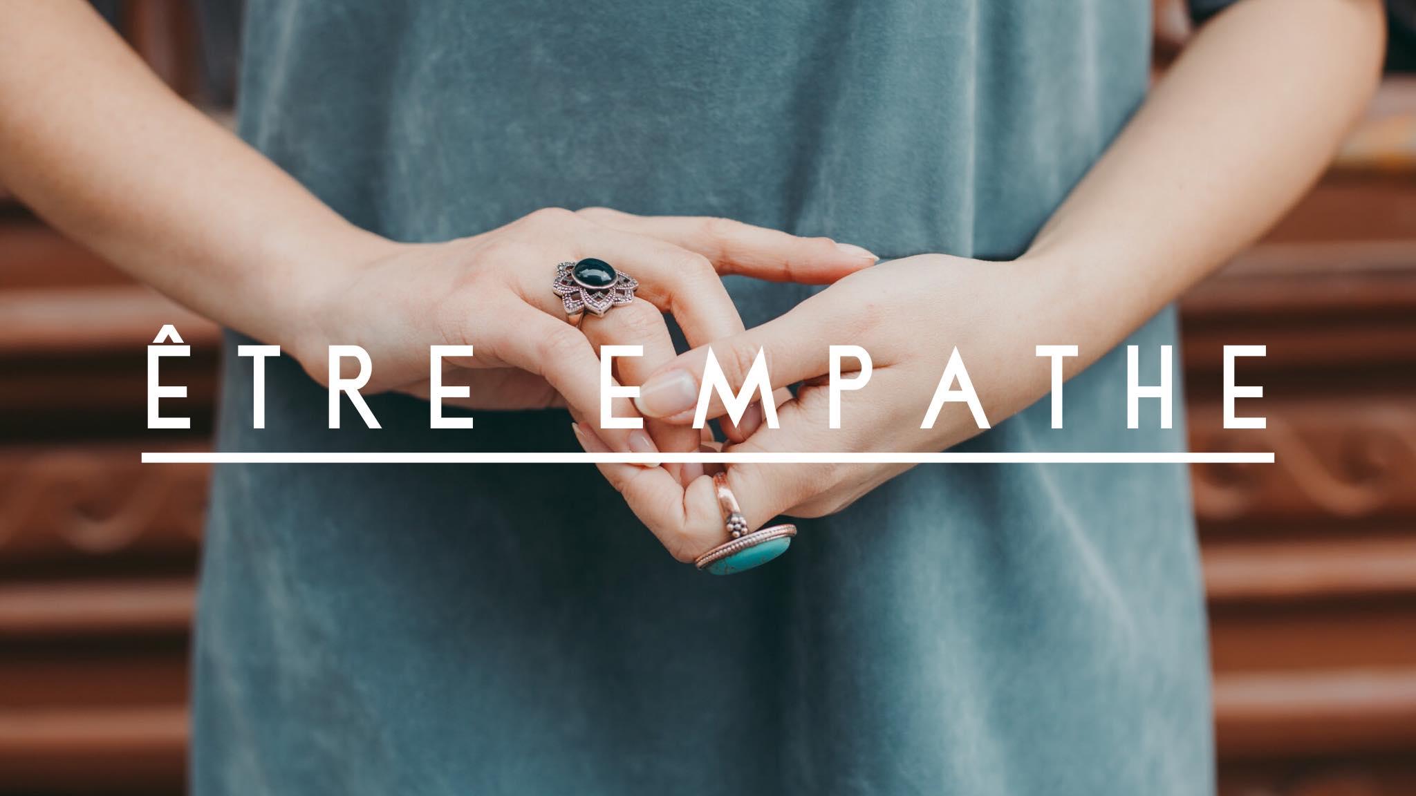 être empathe