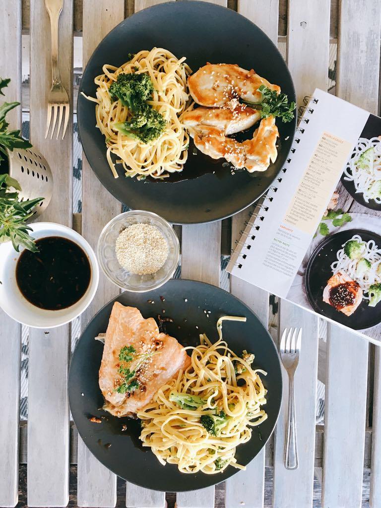 Jennifer a testé les menus familles de Isabelle Huot