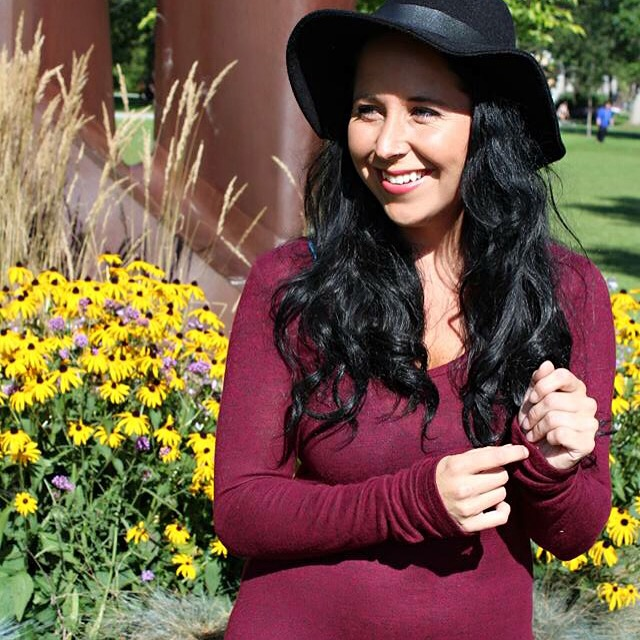 Portrait de Leane, photographe