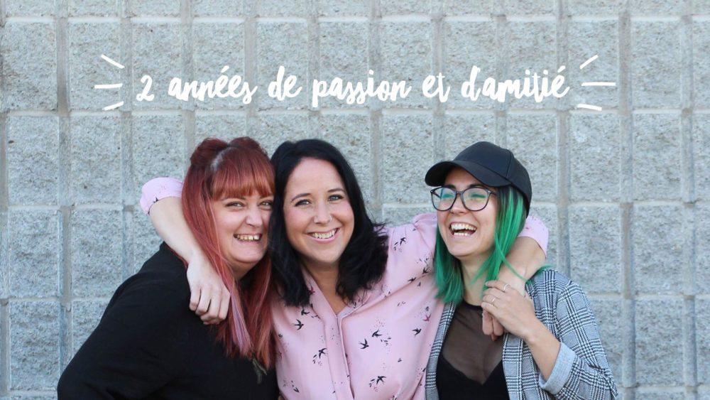 Karine passion et amitié