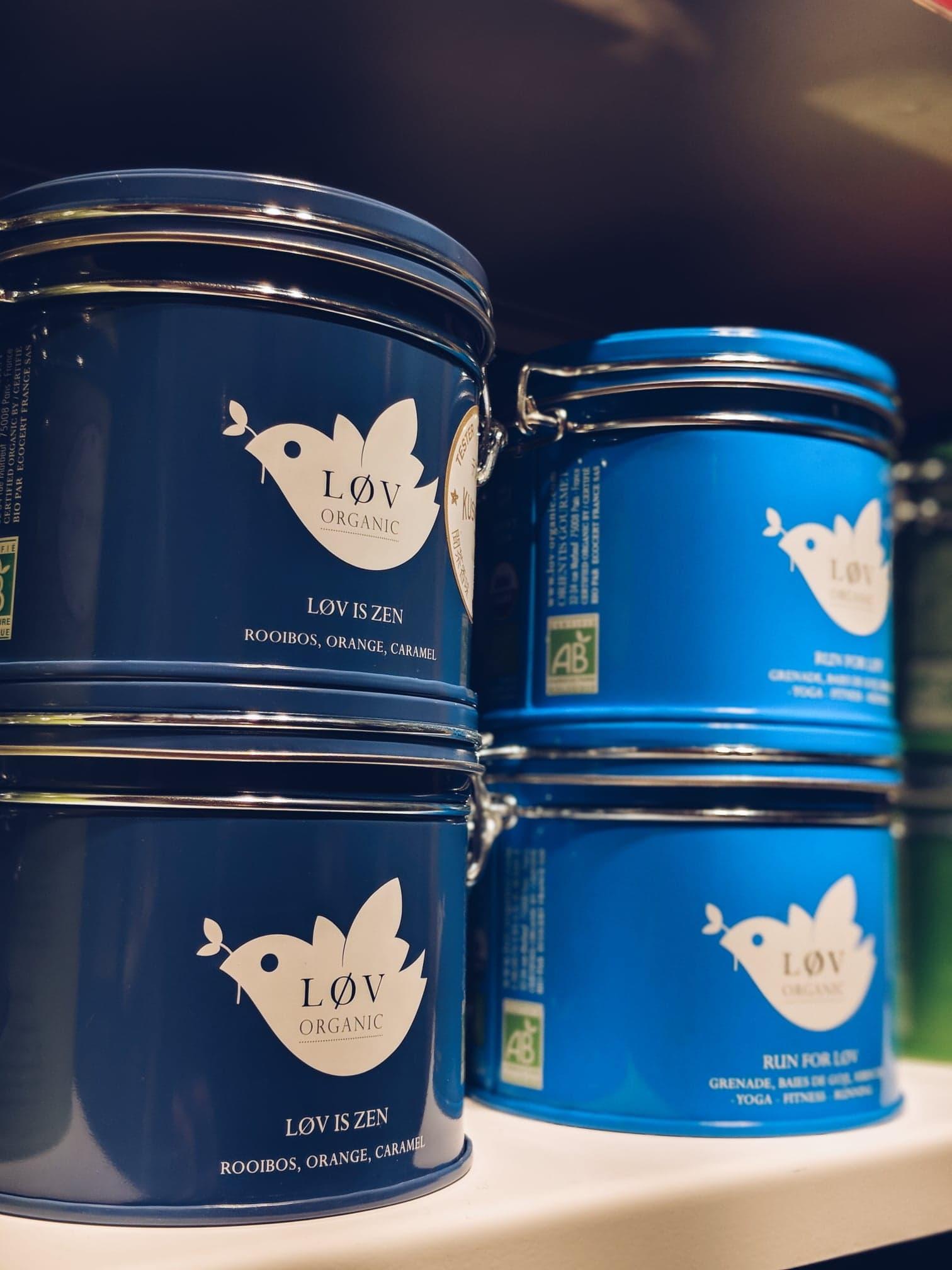 Kusmi Tea ouvre une boutique au Carrefour Laval.