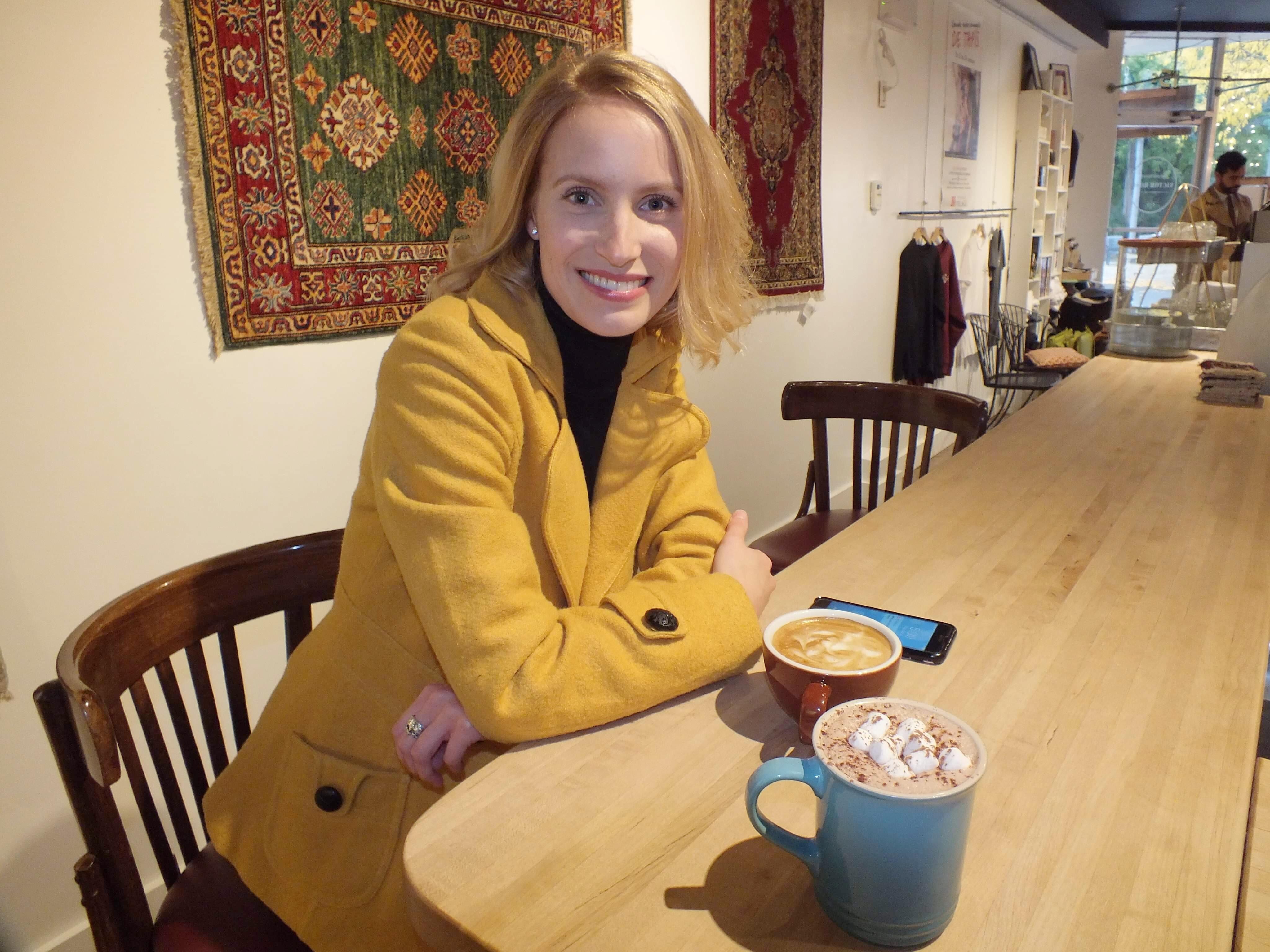 Entrevue avec Charlotte Legault