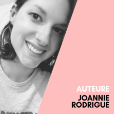 joannie rodrigue photo de signature