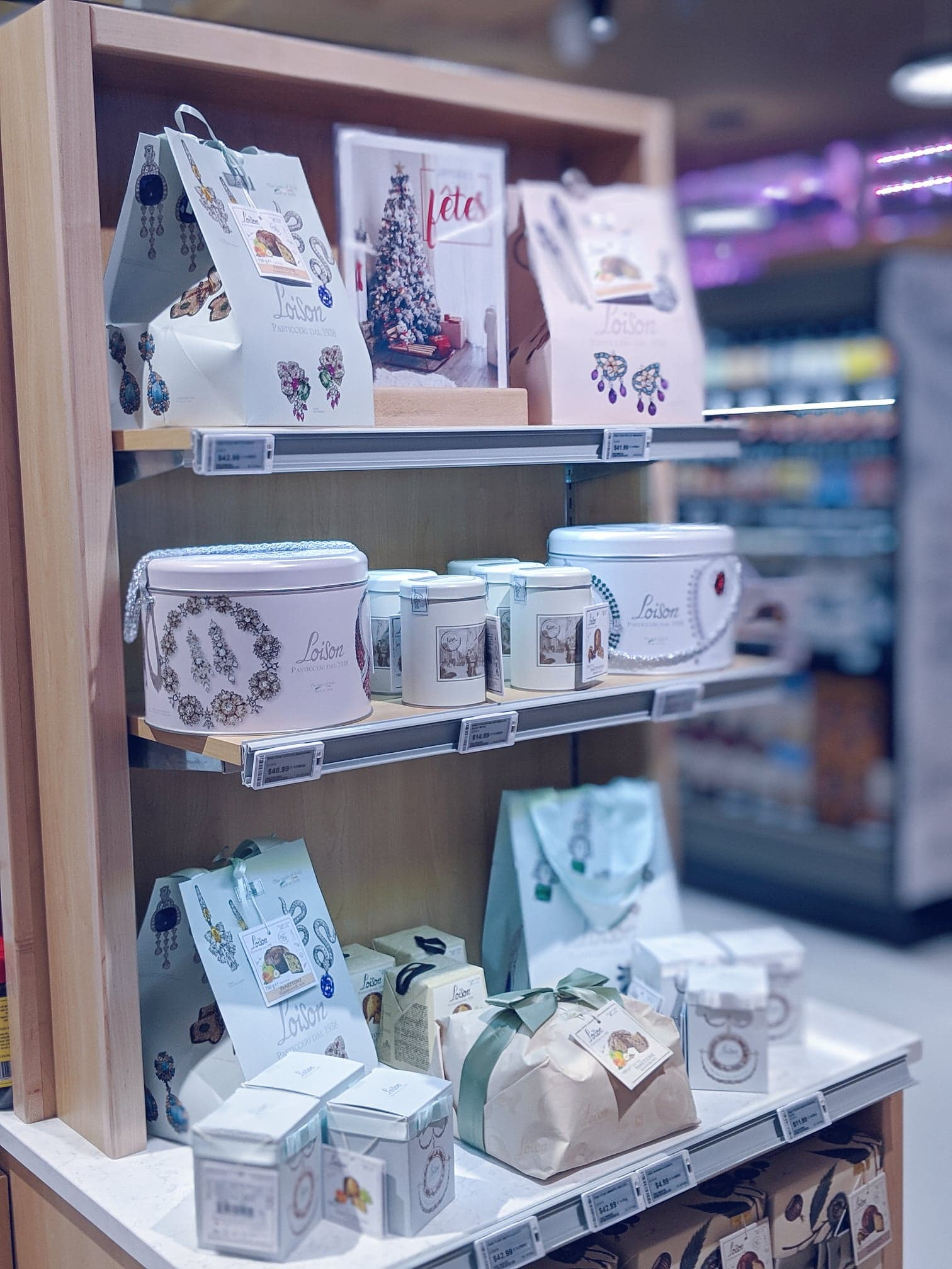 Les Fêtes chez Avril supermarchés