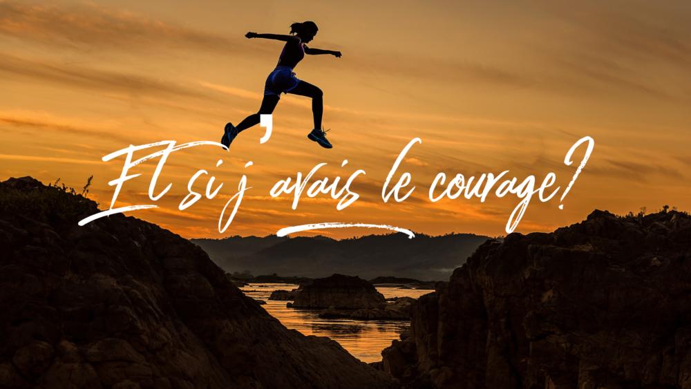 Mélanie parle de courage
