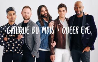 En amour avec le show Queer Eye.