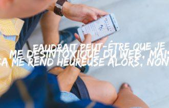 Désintoxication du Web