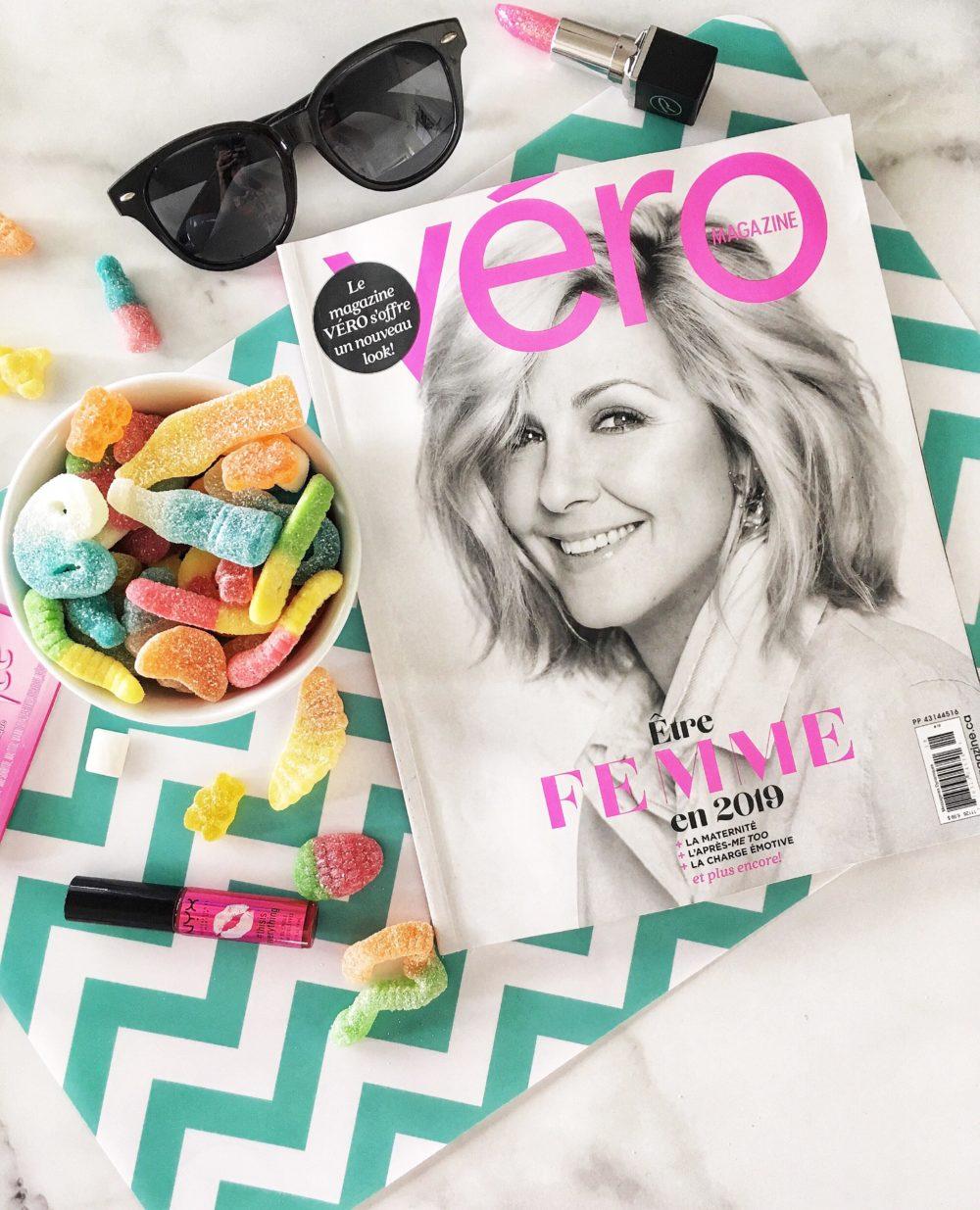 Chers magazines féminins