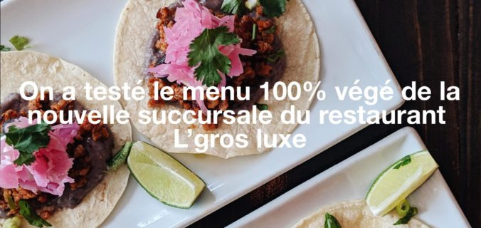 L'gros luxe