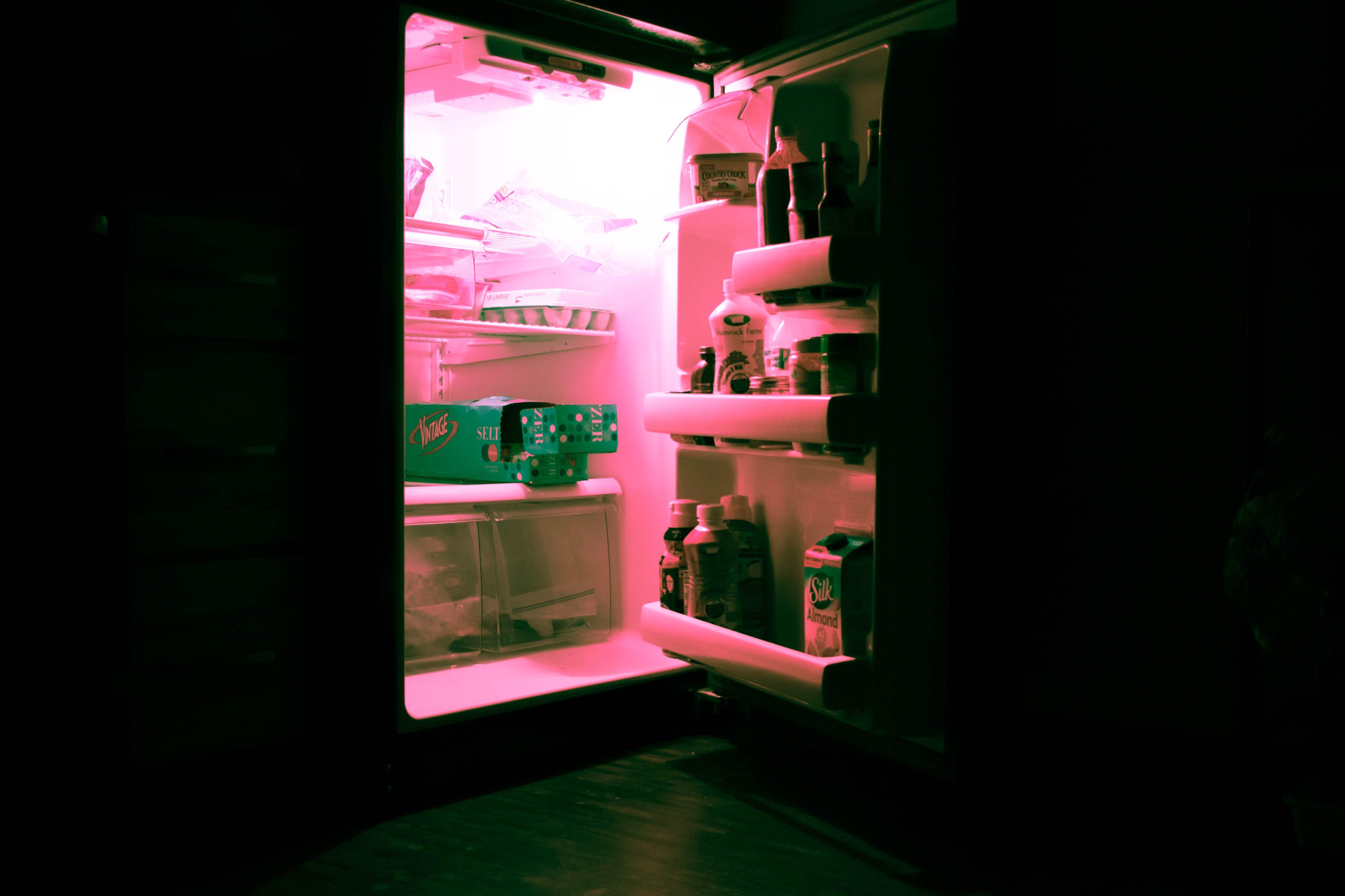 Dans le frigo des fondatrices