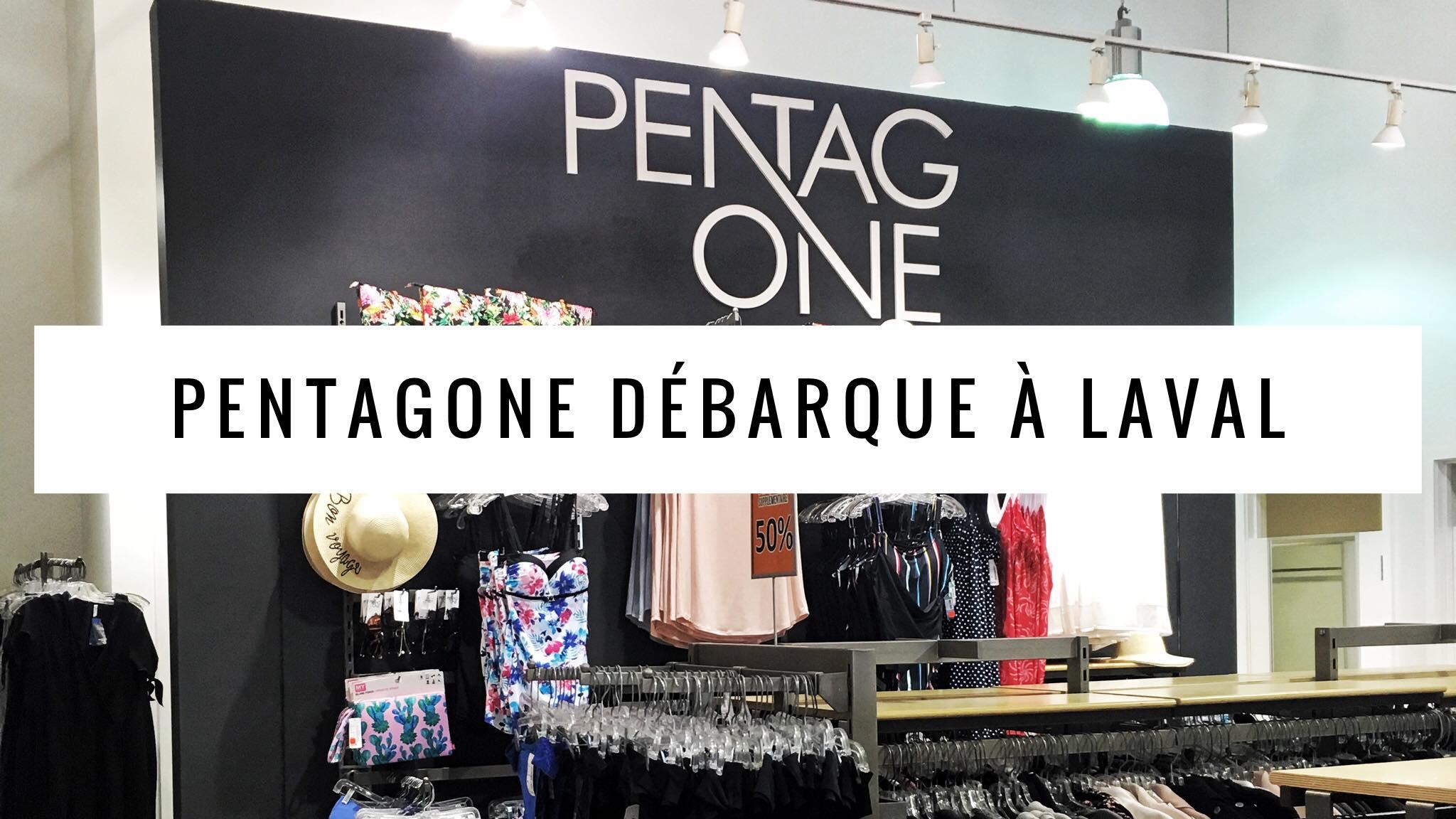Pentagone débarque à Laval