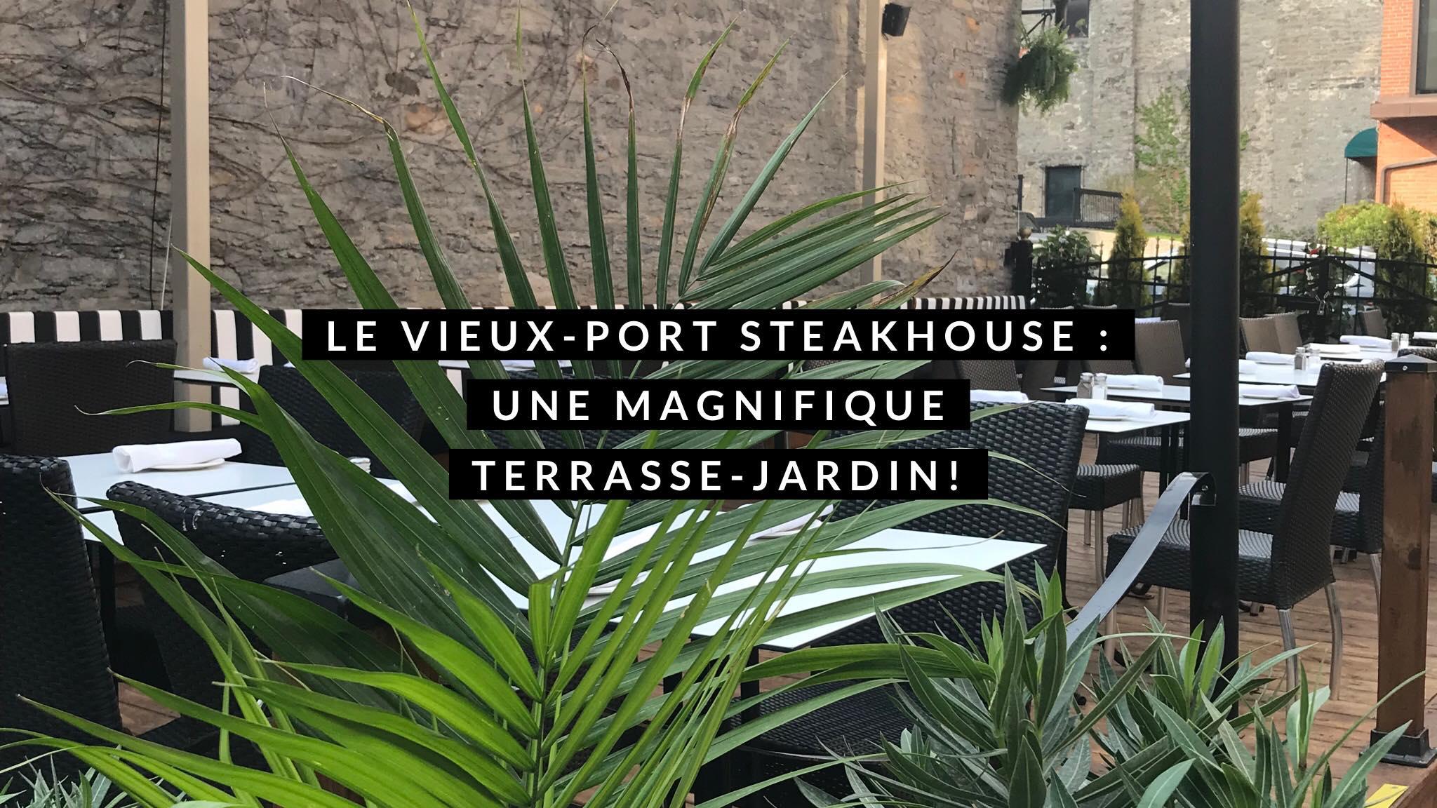 steakhouse vieux-montréal
