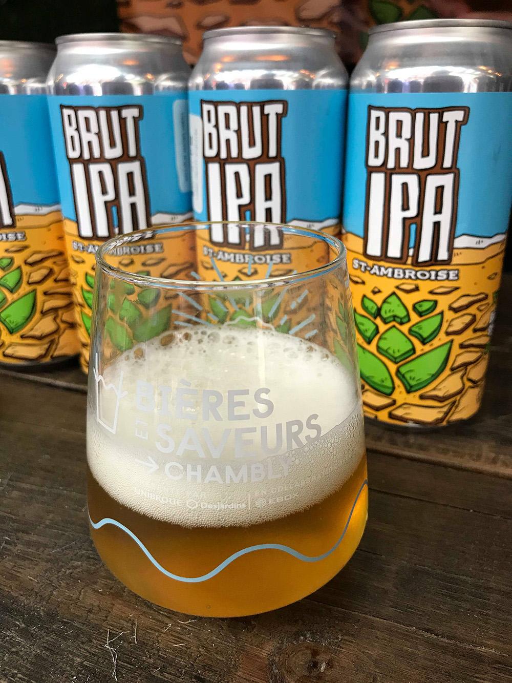 Bières est saveurs de Chambly