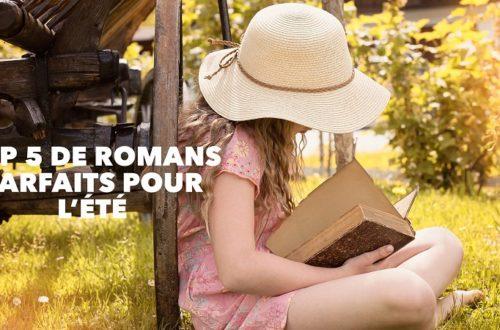 Top 5 lecture d'été