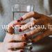 Juste un verre d'eau