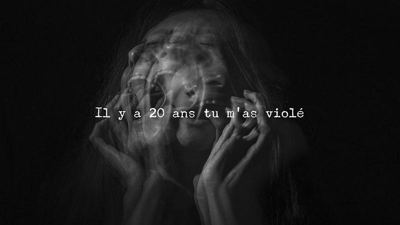 Il y a 20 ans tu m'as violé